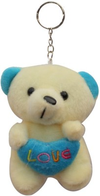 CTW Love Heart Cute Teddy Bear Valentine Special Gift Key Chain