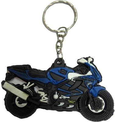 DCS DCS Racer Bike Keychains Locking Key Chain