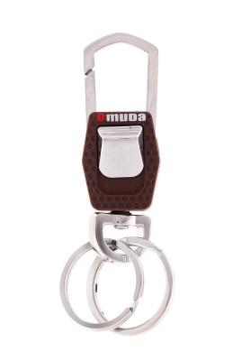 VeeVi Omuda Unique Press Button Hook Key Chain Locking Key Chain
