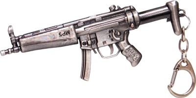 Oyedeal Expandables MP5 Machine Gun Locking Key Chain