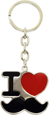 Bainsons I Love Muchha Key Chain