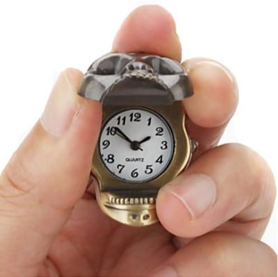 Kairos Skull Clock Key Chain