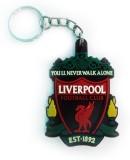 Movewagaon Football Liverpool Rubber Key...