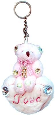 Celebrity Teddy Bear Key Chain Carabiner