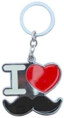 AMR I LOVE MOOCH Key Chain