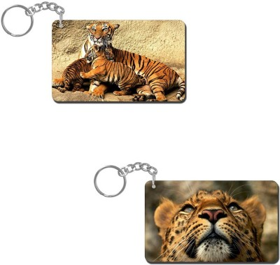 Lovely Collection Cubs Tiger Key Chain