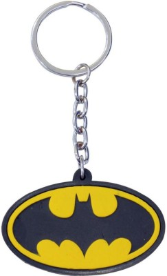 Batman Rubber Key Chain