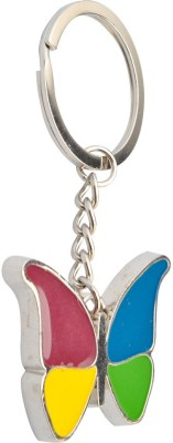 Brighton Colourful Butterfly Key Chain