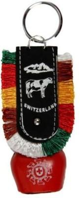Switzerland Cow Bell Key Chain