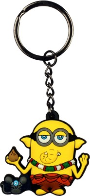 Kingdom of Calm Calminion - Ganesh Key Chain