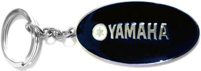 Tech Fashion Yamaha Logo Locking Key Chain