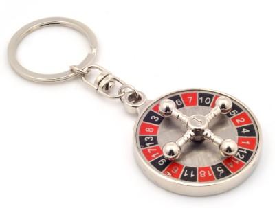 KGB Roulette Key Chain