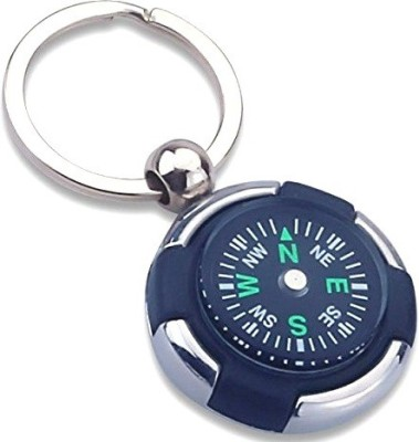 PARRK Compass for Car Auto Bike Cycle Home Key Chain