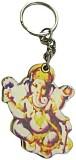 DCS Lord God Ganesha keychain Locking Ca...