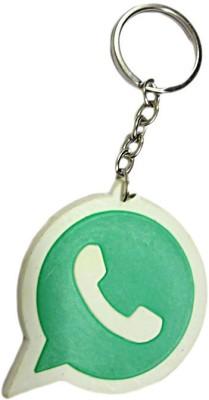 DCS Wht's Up Keychain Locking Key Chain