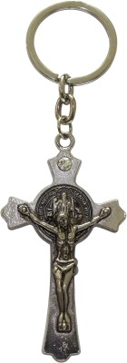 Bainsons Religious Jesus Cross Key Chain