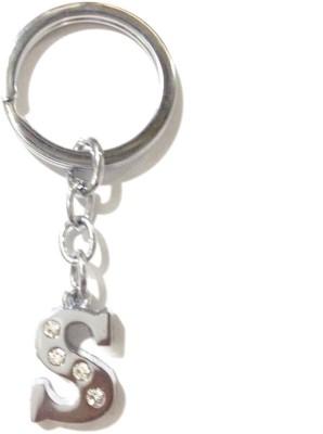 Tech Fashion Alphabet S Locking Key Chain