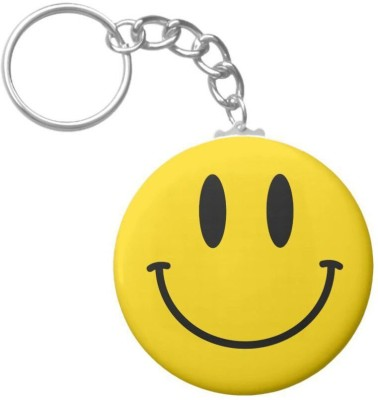 Paracops Smile Key Chain