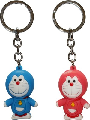 Bainsons Couple Doremone Style Key Chain