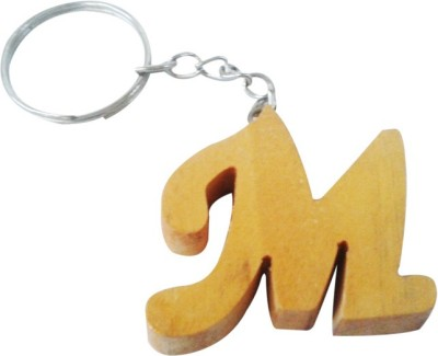 Tarun Industries Alphabet M Key Chain