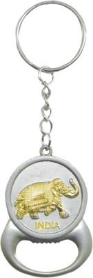 Lion Souvenirs Taj Mahal/Elephant- Bottle Opener Key Chain