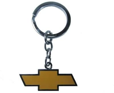 Indiashopers Chevrolet Metallic Ring Key Chain