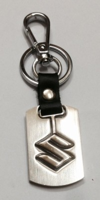 Aura Maruti Suzuki Detachable Locking Key Chain