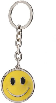 Madhuraj Smiley Key Chain