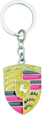 Brighton Porsche Key Chain
