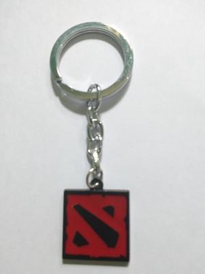 circlet goodies Dota logo Key Chain
