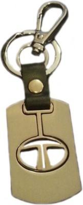 Amor Tata Metal Logo Key Chain Key Chain