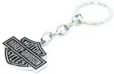 Amor Harley Davidson Metal Keychain Key Chain