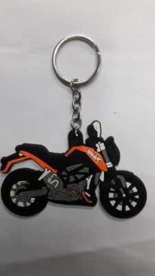 Bike World Key Chain for Duke Key Chain