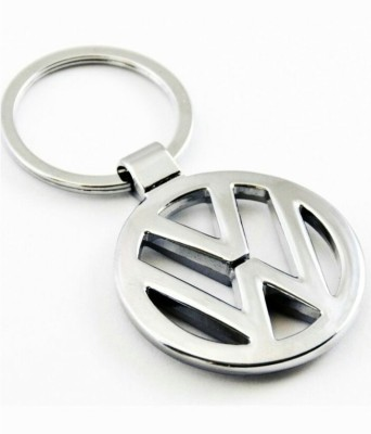 ElectriBles Volkswagen Silver Key Chain
