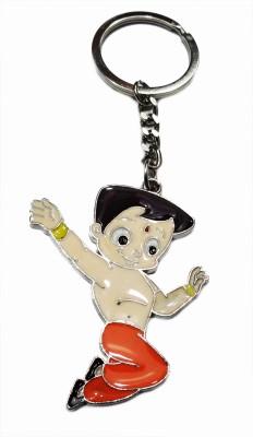 Aditya Traders CHOTTA BHEEM METAL CARTOON KEYCHAIN Key Chain