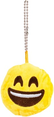 The Crazy Me Emoji Laughing Key Chain
