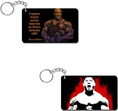 Lovely Collection Ronnie Coleman Key Chain