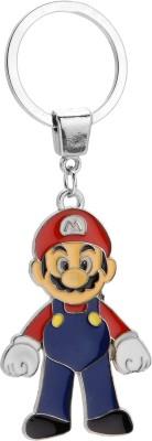 Bajya Mustache Man Key Chain