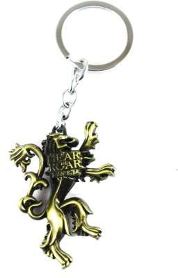 Target retail Heavy Meterial Designer KeyringTRES2152 Key Chain