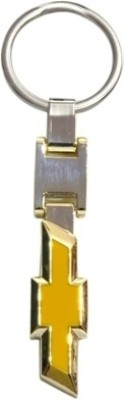 Trendy Loot Chevrolet Metal Locking Key Chain