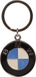 Azure BMW Car Metallic Key Chain Carabin...