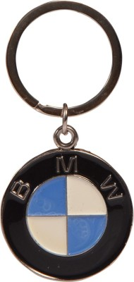 Azure BMW Car Metallic Key Chain Carabiner