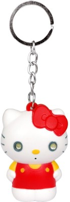 Chainz Hello Kitty with Flashlight and sound Key Chain