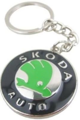 mapple Skoda Metal Keychain Key Chain