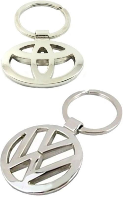Alexus Toyota And Volkswagon Key Chain