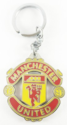 ab posters manchester united Key Chain