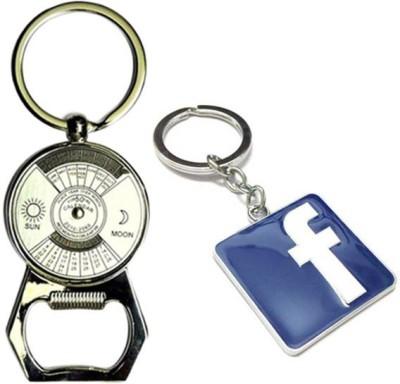 Alexus Calender Opener And Facebook Key Chain