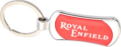 Brighton Royal Enfield Red Color Full Key Chain
