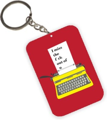 The Crazy Me 123625589 Key Chain