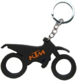 TAG3 Ktm Bike Beautiful Silicon Logo Key...